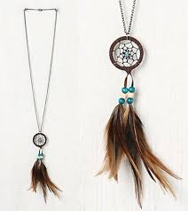Dream Catcher Neclace New Dream Catcher Jewelry And The Legend Behind The Symbol