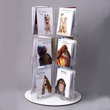 Greetings Card Display Stands Standard card spinnercounter greetings card display stand 85