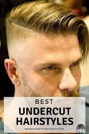 27 Best Undercut Hairstyles For Men 2019 Guide Undercut