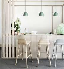 Furniture: Decorative Wire Bar Stools - Kitchen