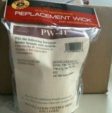 Pick A Wick Pw 41 Replacement Wick For Kerosene Heaters Free Shipping