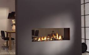 Two Sided Gas Fireplace  Best 25 Double Sided Gas Fireplace Ideas Double Sided Electric Fireplace