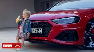 Audi drops 'insensitive' <b>girl</b> with banana ad - BBC News