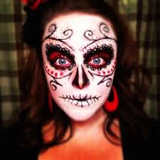 day of the dead makeup for kids 2018 ideas pictures tips about make up