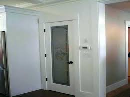 pantry door ideas white frosted glass design etched pantry door decals half glass interior frosted