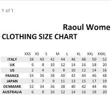 Raoul Size Chart Raoul Shirt Dress Navy Blue Womens Fashion On Carousell
