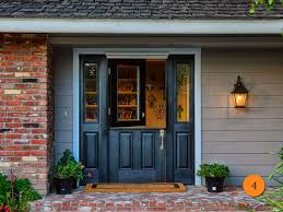black single front doors. New Ideas Black Single Front Doors With How To Choose A Door Color | Todays Entry 9 L