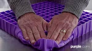 purple mattress. How It\u0027s Made - Purple Mattress Factory Tour