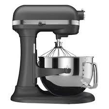 kitchenaid kp26m1xdp dark pewter 6 qt professional 600 series stand mixer