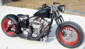 bobber ed from ontario canada malibu motorcycle works