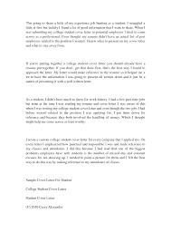 Sample High School Student Resume Cover Letter Krida Info Fabulous