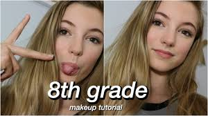 back to makeup tutorial under quick easy natural jpg 1280x720 makeup tutorial 8th grade natural