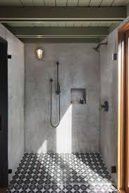concrete shower walls diy wall designs