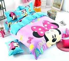 minnie mouse bed set twin bedding set mouse twin bedding set as superb with baby