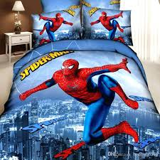superhero bedding queen superman bedding set bedding set for kids duvet cover bed sheet cartoon printed