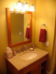 small bathroom lighting fixtures. bathroom lovely small simple wooden vanity light fixtures bronze modern lighting i