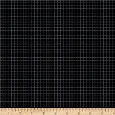 Do The Math Graph Paper Black