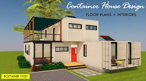 House Designs Using Shipping Containers Luxury Shipping Container House Design 5 Bedroom Floor Plan