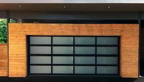 glass garage door. Glass Overhead Doors Price Garage Aluminum All . Door