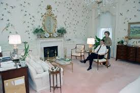 File:Reagan White House Master Bedroom