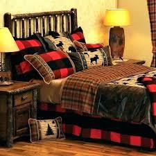 cozy design rustic duvet cover cabin bedding quilt sets twin quilts canada acuteautoworks com bedrooms log elk covers uk