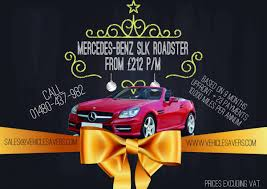 lease a mercedes slk from 212