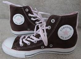 converse 4 5 size. image is loading converse-all-star-high-top-brown-pink-unisex- converse 4 5 size d