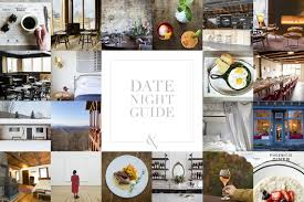 And North Date Night Guide Winter 2017 And North