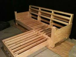 diy sofa build your own and couch on pinterest build your own wood furniture