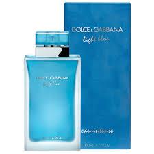 Dolce And Gabbana Light Blue Intense Eau De Toilette Buy Dolce Gabbana Light Blue Eau Intense For Women Eau De Parfum 100ml At Low Prices In Uae