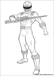 Small Picture Coloring Pages Power Rangers Samurai Online Games Megaforce mosatt