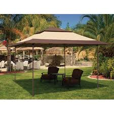 Amazon.com : E-Z Up 13 x 13 Pagoda Gazebo Canopy : Outdoor Canopies : Garden  & Outdoor