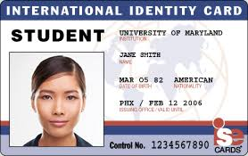 Template Templates Id Student Card Img - Station College