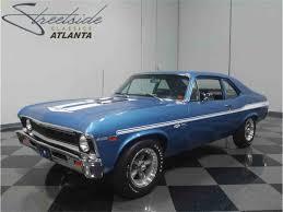 1969 Chevrolet Nova for Sale on ClassicCars.com