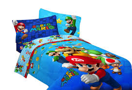 mario bros bed sheets solid graphikworks co