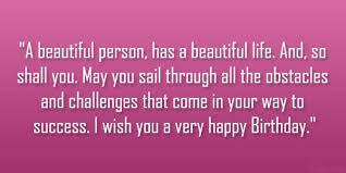 Beautiful Quotes For Her Birthday