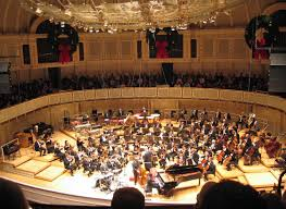 Chicago Symphony Seating Chart String Section Wikipedia