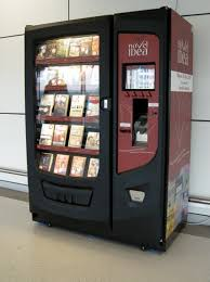 Readomatic Vending Machine Inspiration Vending Machines For Books Vending Machine Novels And Literature
