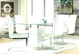 contemporary round dining room table sets modern and chair high end kitchen outstanding conte