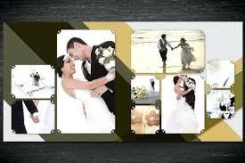 Pages Wedding Album Template Format Photo Design Templates