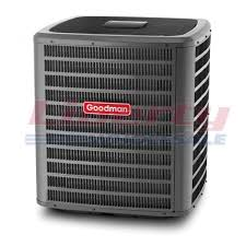 goodman ac 4 ton. goodman gsx160481 4 ton, 16 seer, 410 refrigerant central air conditioner condenser ac ton o