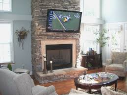 fireplace top tv above gas fireplace on a budget modern to home improvement top tv
