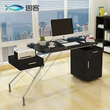 modern minimalist office computer. Best Guest Studio Office Furniture Modern Minimalist Desk Computer Table And A With Drawers