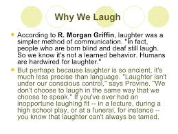 laughter is the best medicine  8 why we laugh