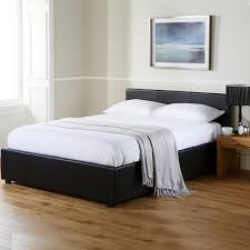 Seattle Bedroom Furniture Seattle Side Opening Storage Ottoman Bed With Mattress From The