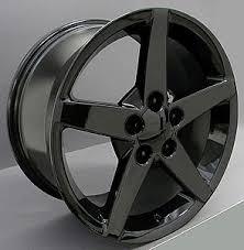 Corvette Bolt Pattern New OE Wheels 48 Corvette C48 Style Wheel Size 48 X 4848 Bolt