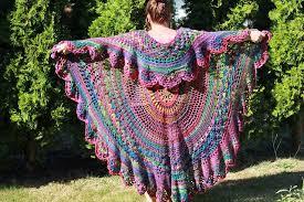 Bohemian Vest Crochet Pattern Free