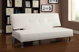 300296 sofa bed white by coaster coaster fine furniture