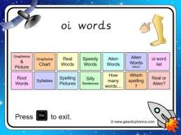 So far you can see we have a variety of sets of worksheets that deal with beginning sounds and rhyming and we are working on more. Oi Phonics Worksheets And Games Galactic Phonics