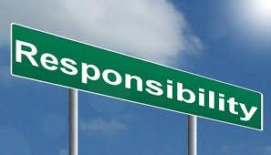 Bildresultat för responsibility